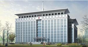 洛阳人民防空办公楼